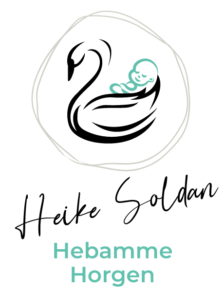 Logo Heike Soldan Hebamme Horgen